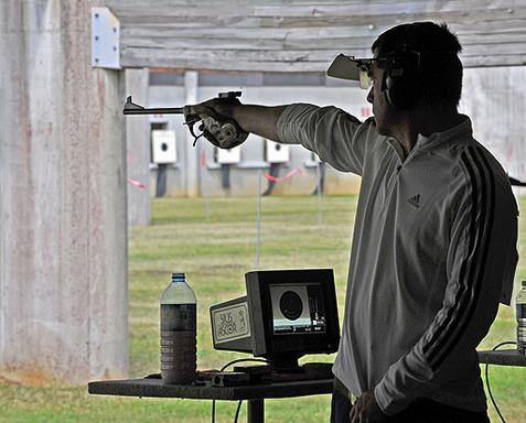 Pistolet libre Dumoulin 66140