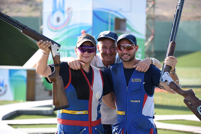 CDE ISSF 2017 0308 Lucie ANASTASSIOU et Anthony TERRAS - Or Mixte 7.JPG